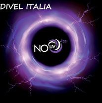 Фотохромная полимерная оптическая линза Divel.  Производитель : Италия