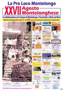 Agosto Montelonghese 2012