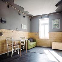 Bild: möbliertes Appartement in Biberach im Vorarlberger Design