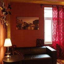 Bild: voll ausgestattete Mietwohnung in Biberach im venezianischen Stil