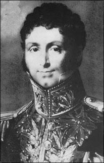 General Watier de Saint-Alphonse, commandant la 2ème division de cuirassiers