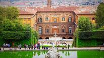 P.zzo Pitti e Galleria Palatina