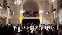 Eröffnung im Stadtsaal Korneuburg