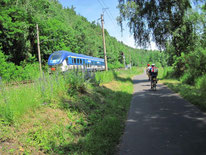 Radtour auf dem Egerradweg, 28.06.2021