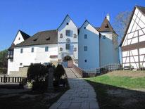 herbstliche Wanderung zur Burg Seeberg