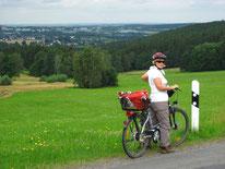 Radtour mit dem Vreizeitbus ins obere Vogtland