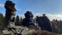 Zum Hohen Stein - Vysoký kámen 774 m