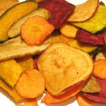 国産野菜チップス