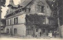 Villa Michelet à Vélizy.