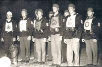 Rannersdorfer Feuerwehr-Übung 1967