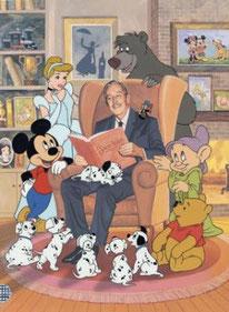 Chansons Walt Disney