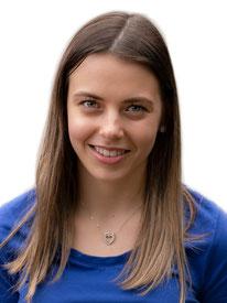 Sina Kunzelmann, Auszubildende zur Zahnmedizinischen Fachangestellten im Zahnzentrum Fiedler