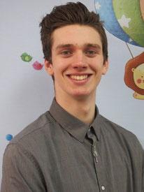 Joshua Kaylor - PE teacher