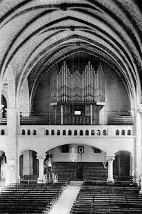 L'orgue du Likès en 1931