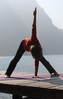 Yoga am Mondsee
