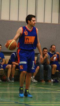 Christian Möller erzielte 31 Punkte und trug sein Team zum Sieg. Foto: Fromme