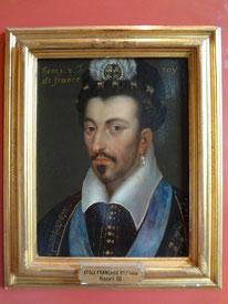 Henri III. Blois.Source Laure Trannoy