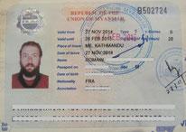 Le visa birman de 28 jours