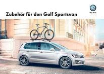 Golf Sportsvan Zubehör