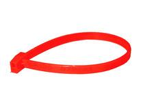 Fixlängenplombe aus Kunststoff - Horn