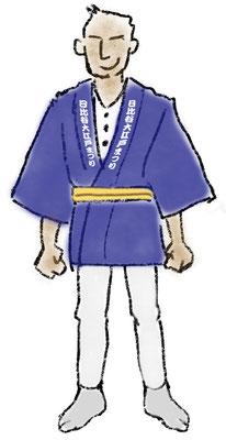 日比谷大江戸まつり, お祭りパレード参加者へのご案内, ワンポイント衣装アドバイス