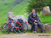 Tagesausflug auf den Lofoten ohne Gepäck
