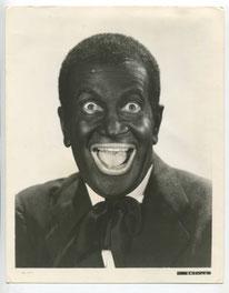 Al Jolson in blackface