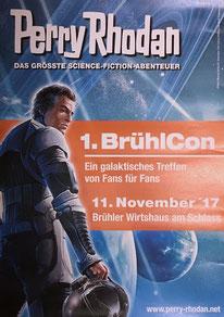 1. BrühlCon 2017 – Copyright by Pabel-Moewig Verlag KG, Rastatt