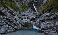 Wasserfall Enger Grund
