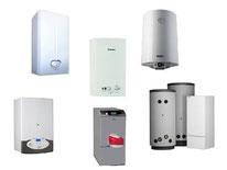 Servicio de Reparación de Termos Calentadores y Calderas