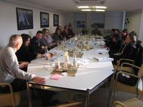 Seminare, Erfa-Gruppen, kollegialer Austausch