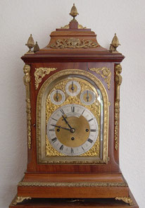 Englische Bracket-Clock ca. 1780