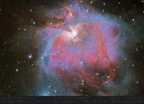 M 42 - Orionlnebel - 1200mm