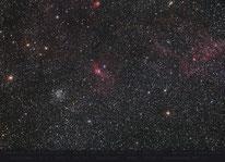 NGC 7635 , Blasennebel