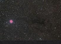 IC 5146 , Kokonnebel