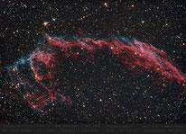 NGC 6910  ,  der Knochen