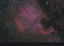 NGC 7000 ,Nordamerika N.