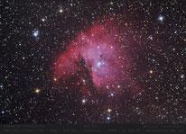 NGC 281  ,  1200mm