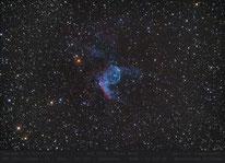 NGC 2359  ,  Thors Helm