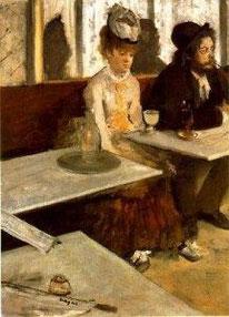 """Edgar Degas, """"L'Assenzio"""", 1876"""