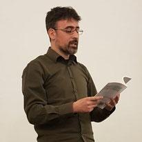 """Lorenzo Di Matteo, autore di """"Bruno"""""""