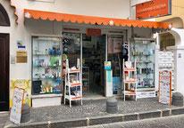 Erboristeria Ischia di prodotti cosmetici termali naturali idee regalo sapone al fango limone