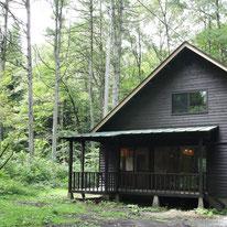 野尻湖の別荘改修