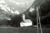 Feuerwehrhaus in Hintstein