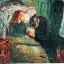 Das kranke Kind 1907