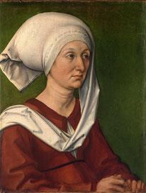 Porträt der Barbara Dürer, geb. Holper