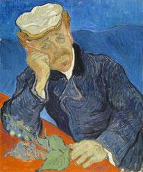Porträt des Dr. Gachet