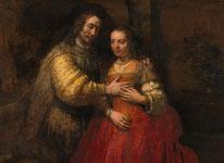 Die Judenbraut von Rembrandt