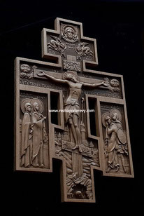 Крест из дерева купить