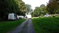 Campeggio comunale a Tilff